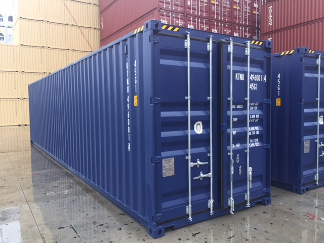 sewa container 40 ft