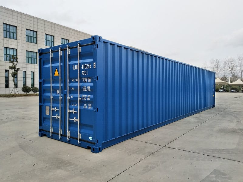 sewa container 45 ft